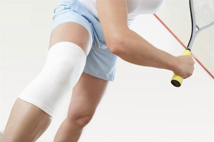 боль под коленом у спортсменов