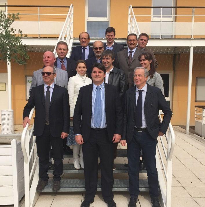 встреча руководителей наиболее известных мировых остеопатических школ из Италии