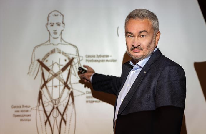Кутузов Игорь Александрович преподаватель остеопатии