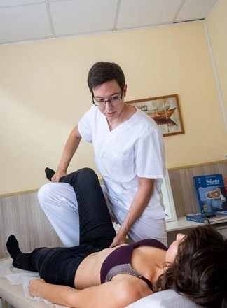 остеопат лечит стопы